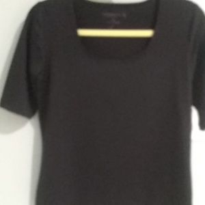 Susan graver black top